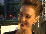 Jessica Alba: Fan von Cellulitis und Hängebrüsten