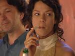 Jessica Schwarz: Gibt das Rauchen auf