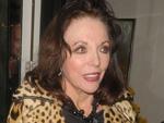 Joan Collins: Botox ist nichts für sie