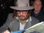 Johnny Depp: Favorit auf Freddie Mercury-Rolle?