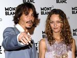 Johnny Depp: Zweite Chance bei Vanessa Paradis?