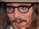 Johnny Depp: Gegen Jetlag hilft nur Champagner