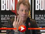 Jon Bon Jovi über Facebook und Twitter