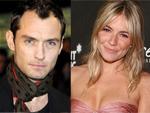 Jude Law und Sienna Miller: Heftiger Streit in einer Bar