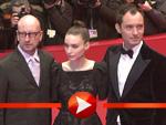 """Jude Law, Rooney Mara und Steven Soderbergh stellen """"Side Effects"""" auf der Berlinale vor"""