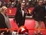 Jude Law trifft auf der Berlinale 2013 ein