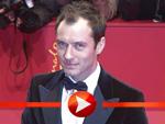 Schicker Auftritt von Jude Law bei der Berlinale 2013