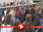 Justin Bieber sorgt für Kreischalarm in Berlin
