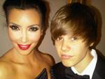 Justin Bieber: Seine Fans drohen Kim Kardashian