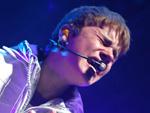 Justin Bieber: Erbricht sich auf der Bühne