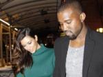 Kanye West: Mit Kim Kardashian im Studio?