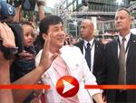 Jackie Chan schwärmt von Familie Smith