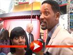 Will Smith und seine Frau Jada platzen vor Stolz auf ihren Sohn