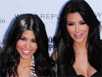 Die Kardashians: Verschicken Weihnachtspost