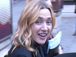 Kate Winslet: Bald im Theater?