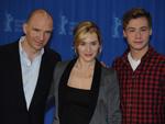 Kate Winslet und Ralph Fiennes: Pressetermin vor der Premiere
