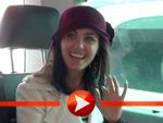 Katie Melua schwebt für den Echo in Berlin ein