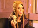 Katy Perry und das jodelnde Murmeltier!