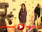 Katy Perry posiert für die Fotografen