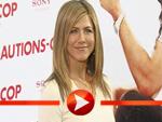 Jennifer Aniston posiert für die Fotografen