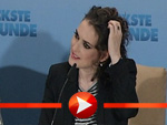 Winona Ryder über ihren Berlinbesuch