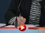 Winona Ryder, Kevin James und Ron Howard malen heimlich