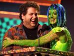 Kids Choice Awards: Katy Perry schleimt sich ein