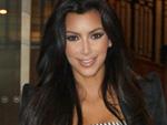 Kim Kardashian: Hat viel Spaß
