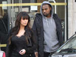 Kanye West: Sorge um Kim Kardashians Kollektion
