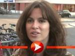 Natalia Avelon freut sich für Timo Jacobs