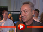 Udo Kier auf der Lacoste Party in Berlin