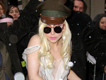Lady Gaga: Hält sich bedeckt