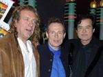 Led Zeppelin: Ziehen Comeback in Erwägung