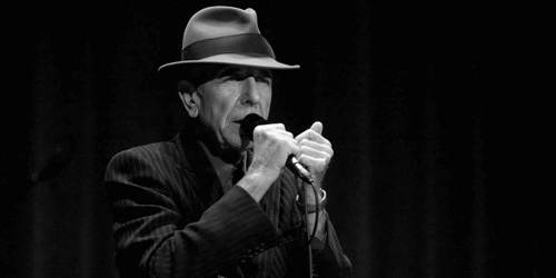 Leonard Cohen Live (Foto: Sony Music Entertainment)