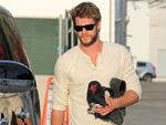Liam Hemsworth : Konkurrenzkampf mit Josh Hutcherson?