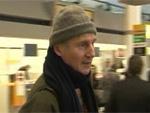 Liam Neeson: Ankunft in Berlin