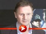 Liam Neeson stellt neue Filme in Berlin vor