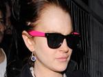 Lindsay Lohan: Wünscht sich mehr Freiraum