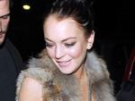 Lindsay Lohan: Vor Erschöpfung zusammengebrochen