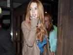 Lindsay Lohan: Wieder lange Finger gemacht?
