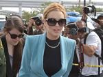 Lindsay Lohan: Party trotz Erschöpfung