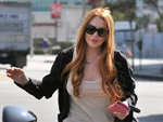 Lindsay Lohan: Hat sie wieder lange Finger gemacht?