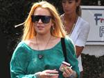 Lindsay Lohan: Neuer Körperschmuck