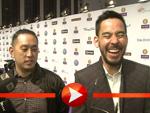 Linkin Park über deutsches Wetter, deutsche Musik und Sex