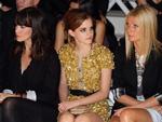 London Fashion Week: Stars, wohin das Auge reicht