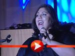 Ex-DSDS-Kandidatin Lori Mai auf der ALS-Charity in Berlin