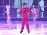 Holiday On Ice: Lou Bega zittert übers Eis!