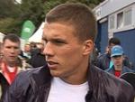 Lukas Podolski: Heimliche Hochzeit