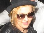 Madonna: Feuchte Augen im Studio
