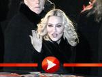 Madonnas Weltpremiere in Berlin